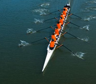sports vision rowing